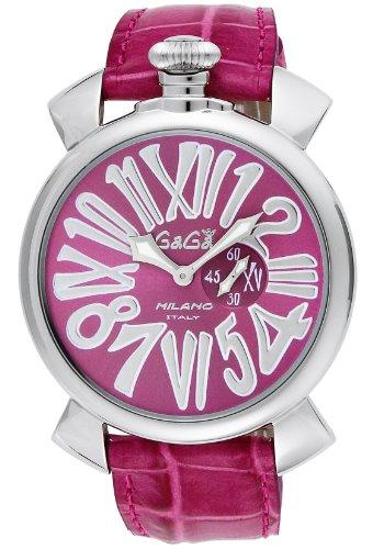 [ガガミラノ]GaGa MILANO 腕時計 スリム46mm ライトパープル・・・