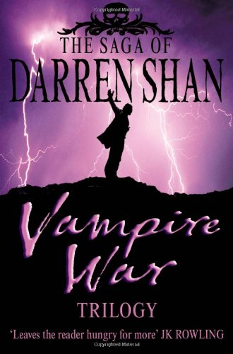 Vampire War Trilogy: Books 7 - 9 (The Saga of Darren Shan)の詳細を見る