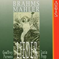 Sings Lieder By Brahms & Mahler
