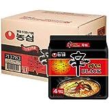 Shin Ramyun Black Noodles Korean Original Ramen (1box, 32packs) Overseas Direct Shipment