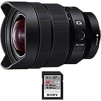 Sony FE 12–24mm f4G e-mount超広角ズームレンズ( sel1224g ) Sony 64GBメモリカード