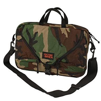 Mystery Ranch 3 Way Briefcase 19760071: Woodland Camo