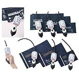 ケンツメディコ ワンハンド電子血圧計 KM-370� レジーナ� (ウォッシャブルカフ仕様) カフサイズS
