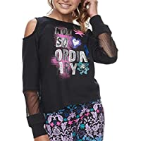 Disney Girls Descendants Long Sleeve Sweatshirt