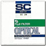 FUJIFILM 紫外線吸収フィルター(SCフィルター) 単品 フイルター SC 64 7.5X 1