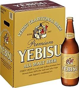 ヱビスビール瓶セット YB6 633ml×6本