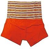 Hanes ヘインズ はらまきボクサーオレンジS(sou2) パンツ 腹巻 ボクサーパンツ 腹巻き はらまき インナー 下着 肌着 Sサイズ