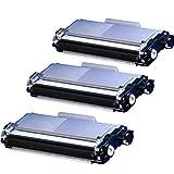 ブラザー用 TN-28J用互換トナーx3  【互換トナーカートリッジ】 3個セット 印刷枚数:1本あたり約2,600枚(A4用紙・印字率5%)  対応機種:DCP-L2520D / DCP-L2540DW / FAX-L2700DN / HL-L2320D / HL-L2360DN / HL-L2365DW / MFC-L2720DN / MFC-L2740DW インクのチップスオリジナル