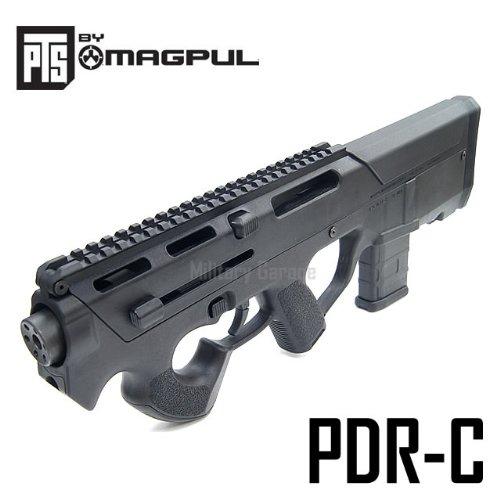 MAGPUL PTS製 電動ガンPDR(Personal Defense Rifle) 【スプリング交換弾速調整済】