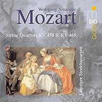 String Quartets K 458 & K 465