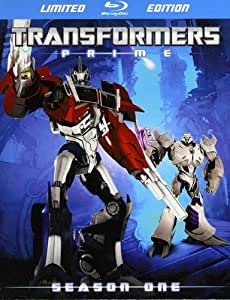 Transformers Prime: Complete First Season, Limited Edition [Blu-ray] [Import]