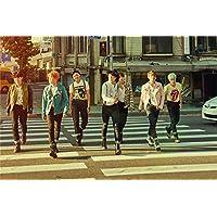 BTS 防弾少年団「花様年華」pt.2 アルバムA3 ポスター (001)