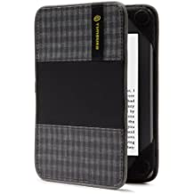 Timbuk2 フリップスタージャケットカバー(軽量かつ耐久性のある保護機能つき)、インディープレイド/ブラック(Kindle Paperwhite専用)