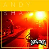 andymori ライブアルバム ANDYSHANTY