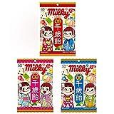 不二家 ミルキー ミニ 千歳飴袋 80g×48袋入(6×8)/ケース販売