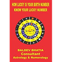 How Lucky Is Your Birth Number: Know Your Lucky Number (1)