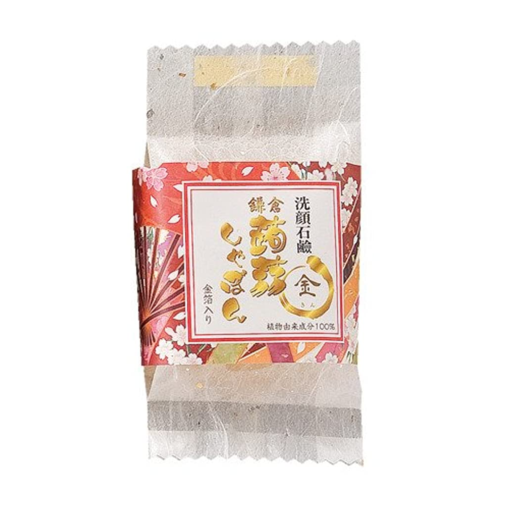 カンガルーモンゴメリー目に見える鎌倉 蒟蒻しゃぼん 金