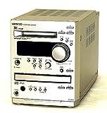 FR-N3X CD/MDチューナーアンプ ミニコンポシステム X-N3Xのセンターユニット