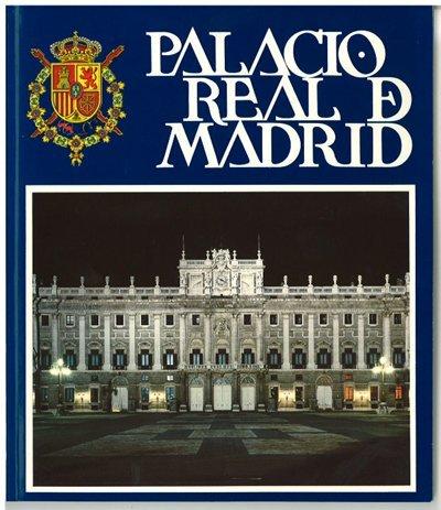 スペイン製 ガイドブック マドリード王宮 スペイン語版 写真...