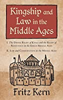 Kingship And Law In The Middle Ages: Studies (STUDIES IN MEDIAEVAL HISTORY)