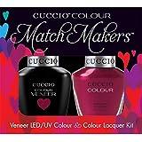 Cuccio MatchMakers Veneer & Lacquer - Call in Calgary - 0.43oz/13ml Each