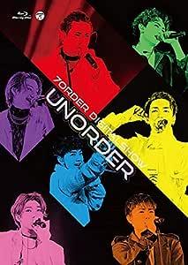 UNORDER〔通常盤〕(Blu-ray)