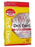 ドクターズダイエット (Dr's DIET) 療法食 PHエイド 成猫用 1.5KG