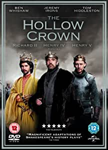 The Hollow Crown DVD4枚組[英字幕のみ][PAL-UK] [Import]