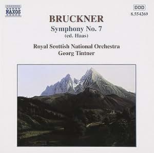Bruckner: Symphony no 7 / Tintner, Royal Scottish National Orchestra