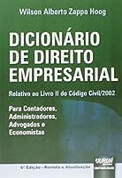 Dicionário de Direito Empresarial