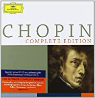 Chopin Complete Edition by Martha Argerich (2010-01-26)