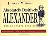 Absolutely, Positively Alexander (Alexander (Hardcover))