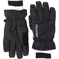 (ボルコム) VOLCOM 防水加工 スノーグローブ (ホールド感のあるリブ付き) 【 J6851705 / Rockaway Glove 】[メンズ]