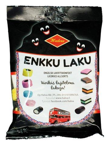 Halva ハルヴァEnkku Laku 240g ×1袋 フィンランドのお菓子です [並行輸入品]