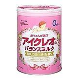 アイクレオのバランスミルク 800g【8個セット】(ケース販売)