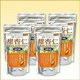 甜杏仁 ( てんあんにん ) 高純度 杏仁 パウダー 200g 4個セット 美容と健康に オ レイン酸たっぷり iwasaya