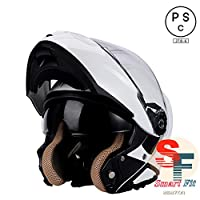 システムヘルメット フリップアップヘルメット バイクヘルメット 多色 人気商品 PSC規格品 男女通用 フルフェイスヘルメット ダブルシールド LV-113