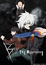「B: The Beginning」全12話収録BD-BOX予約開始。特典に設定資料集