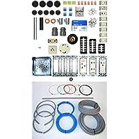 すぃーっと合格 第二種電工試験練習用器具+ケーブル1回用セット(30年版)