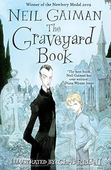 The Graveyard Book by [Gaiman, Neil]