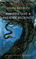 Paradise Lost and Paradise Regained (Signet Classics) by John Milton(2010-11-02)