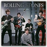 Rolling Stones 2019 - 16-Monatskalender: Original The Gifted Stationery Co. Ltd