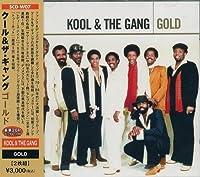 KOOL&THE GANG クール&ザ・ギャング ゴールド 輸入盤2枚組