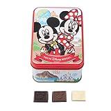 ミッキーマウス ミニーマウス 缶入りチョコレート お菓子 お土産【東京ディズニーリゾート限定】