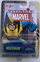 Maisto Ultimate Marvel #8 Gambit Armored Van 1:64 Scale Diecast Car X-Men by Maisto [並行輸入品]