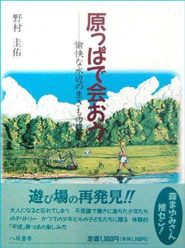原っぱで会おう―愉快な水辺の生きもの観察 / 野村 圭佑
