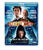 Doctor Who: The End of Time - Parts One & Two [Blu-ray] [Import]