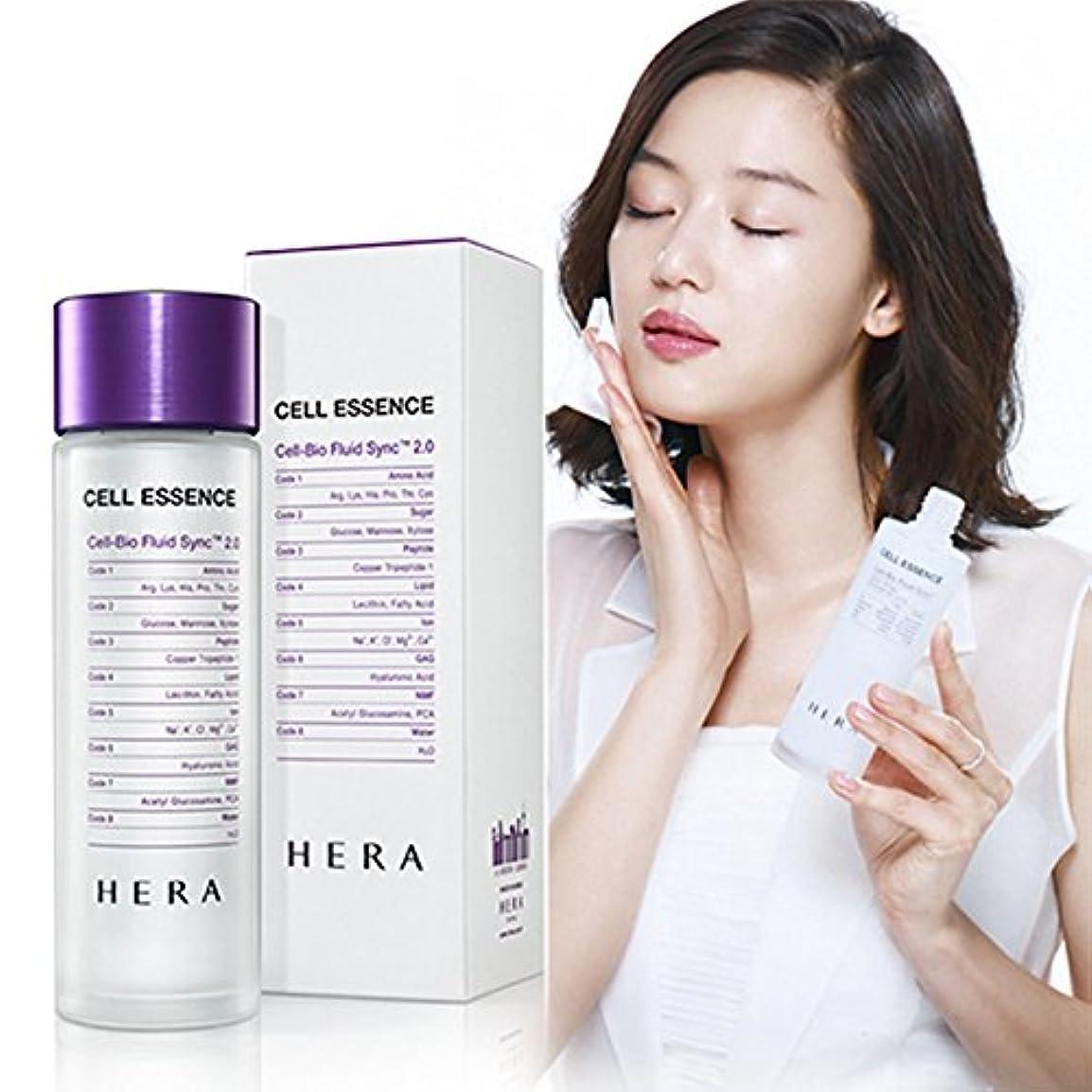 幸運なことにのどおとうさんHERA/ヘラ セルエッセンス セル?バイオフルイドシンク2.0 150ml 5 Oz 2016ニューバージョン(Hera Cell Essence Cell-Bio Fluid Sync 2.0 150ml 5 Oz...