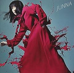 JUNNA「わたしだけの地図 〜Shooting Star〜」のCDジャケット