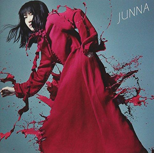 JUNNA – 紅く、絶望の花。 [24bit Lossless + MP3 320 / WEB]  [2018.07.18]